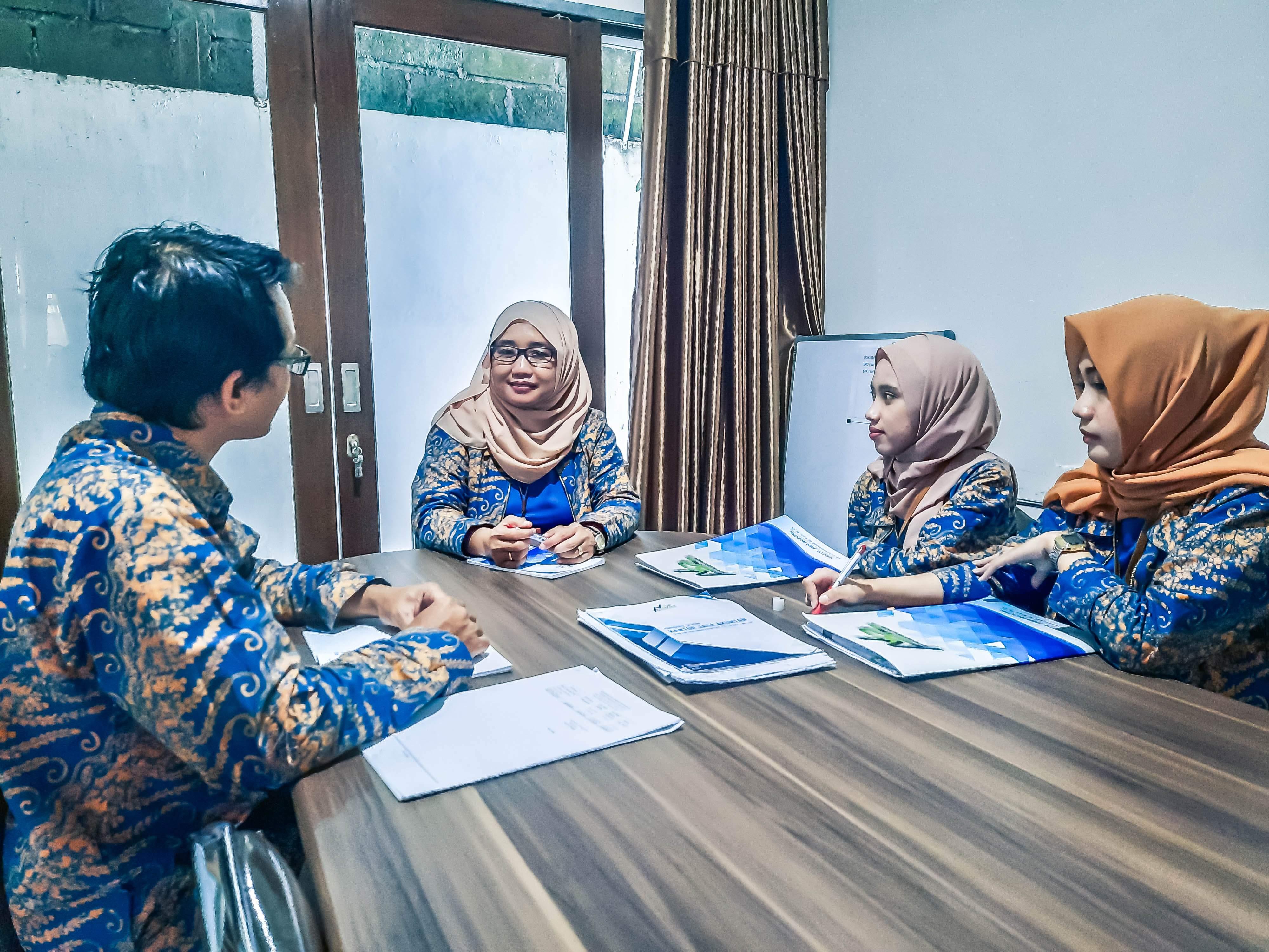 Meeting Kantor Jasa Akuntan ASP